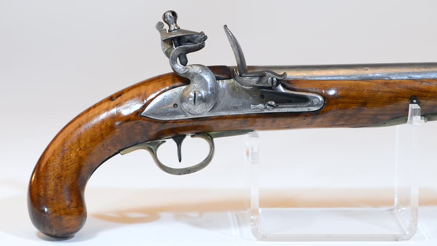 Header of flintlock