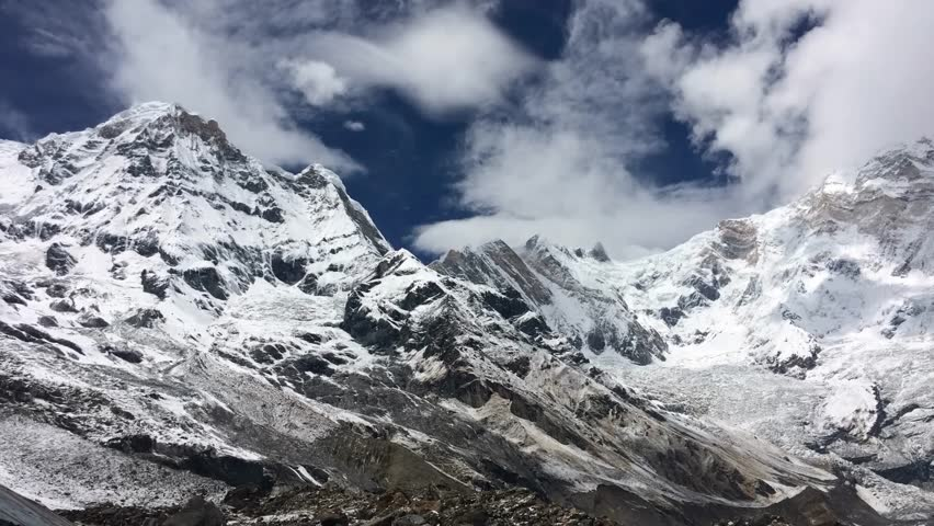 Himalaya Time lapse | Shutterstock HD Video #31946542