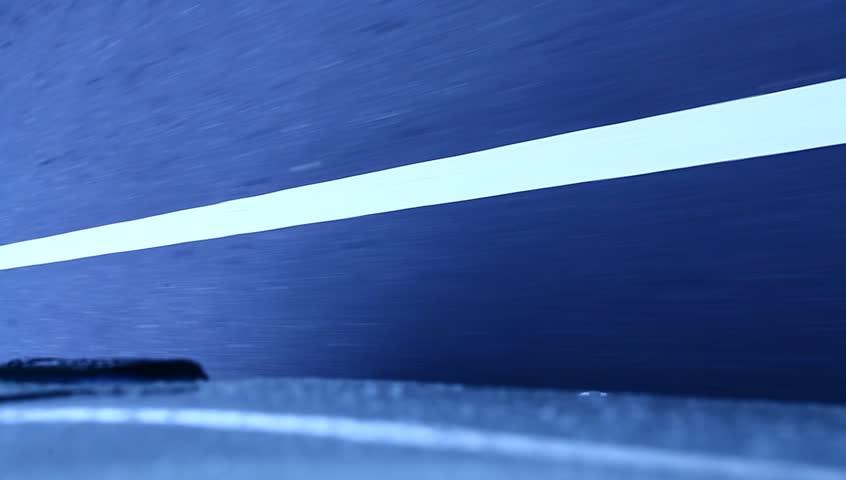 Road Lines | Shutterstock HD Video #3205600
