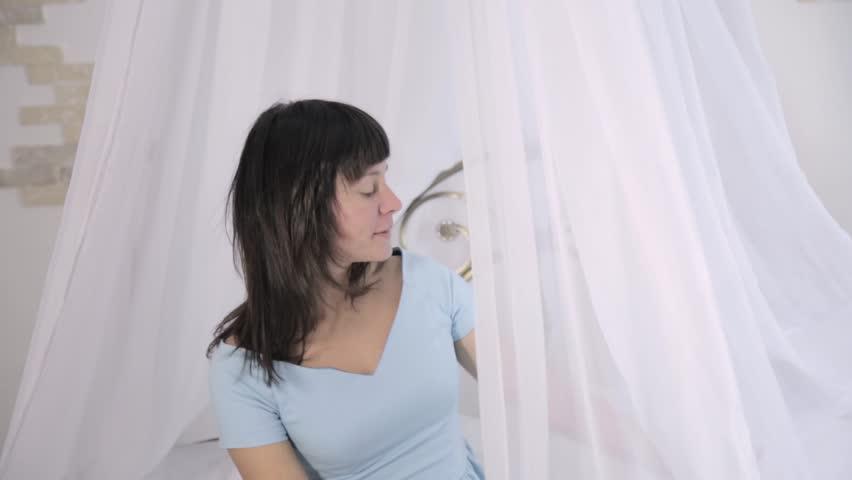 amateur blonde teen black and white dress webcam