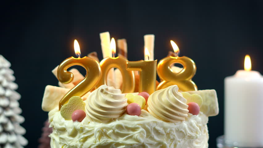 2018 happy new year showstopper stock footage video 100 royalty free 32388370 shutterstock