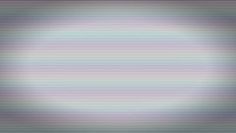 Bad Tv Signal On The Tv Screen Lines Background Motion