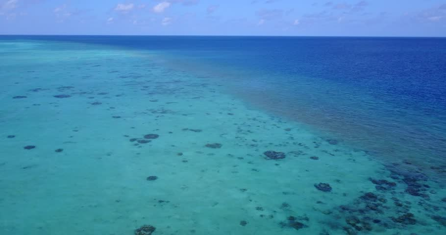 v13481 maldives white sand beach tropical islands with drone aerial flying birds eye view with aqua blue sea water and sunny sky