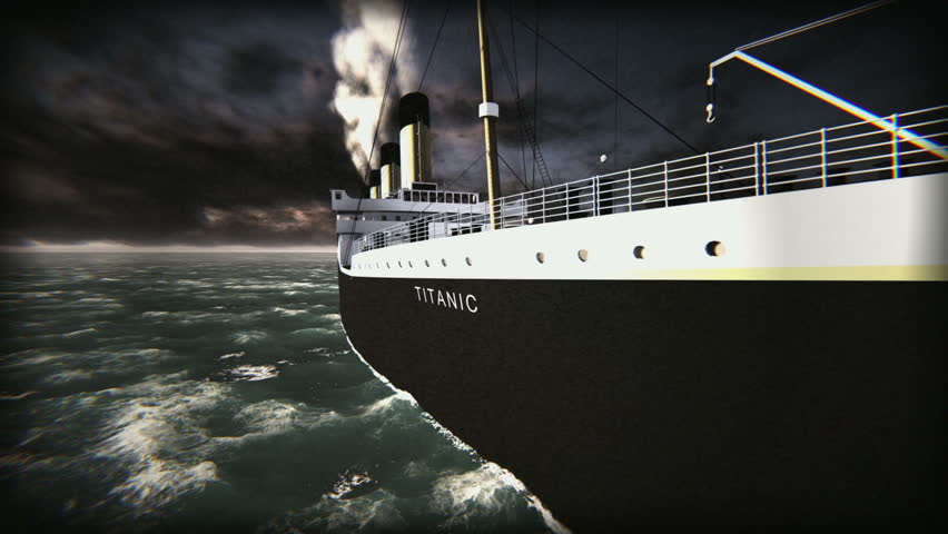 Header of Titanic