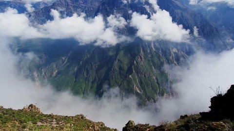 Colca Canyon, Cruz del Condor, Arequipa Region, Peru