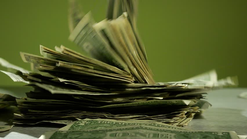 Money Piles