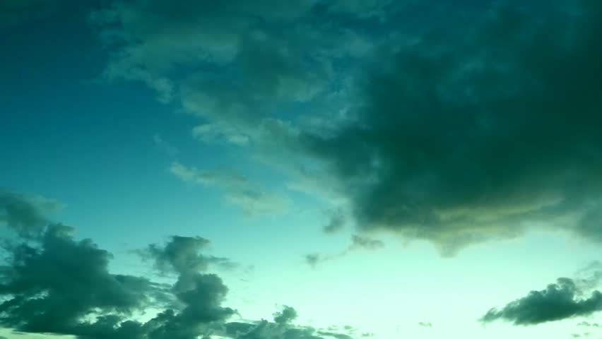 White rolling clouds time lapse, fluffy cloud, blue skies. Beautiful white clouds soar across the screen in time lapse fashion over a deep blue background. White puffy clouds move across a brilliant. | Shutterstock HD Video #33493330