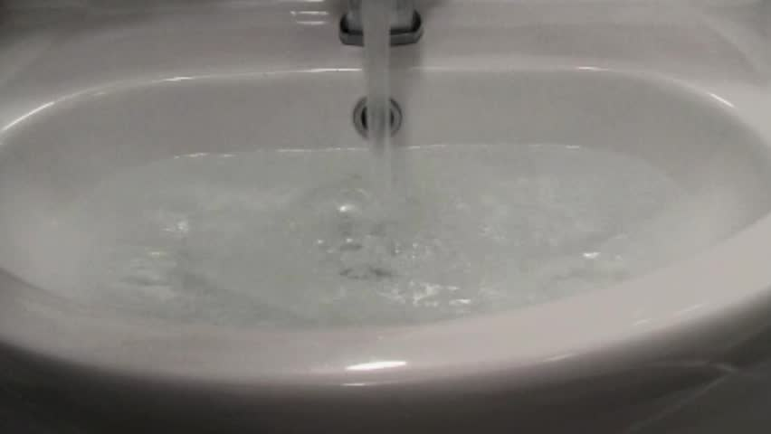 Bathroom Sinks Dublin two separate taps for cold and hot water in hotel sink, dublin