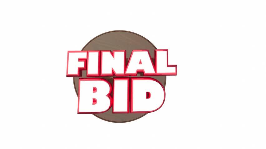 Header of bidder
