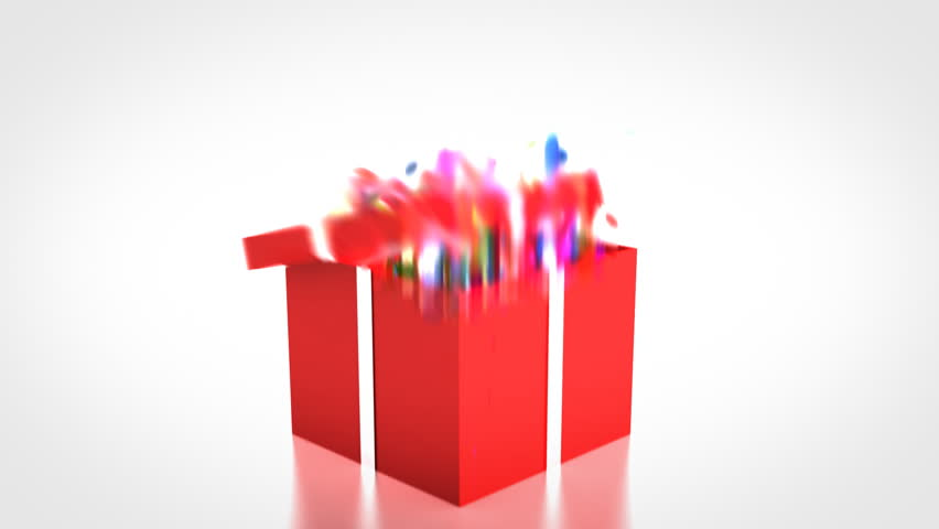 Surprise Present | Shutterstock HD Video #3377930