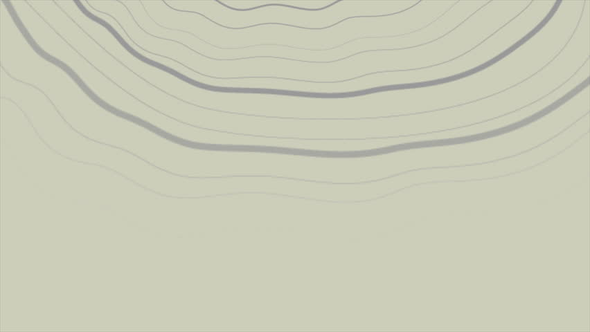 Abstract grey curved lines futuristic motion design. Video animation Ultra HD 4K 3840x2160 | Shutterstock HD Video #34034140