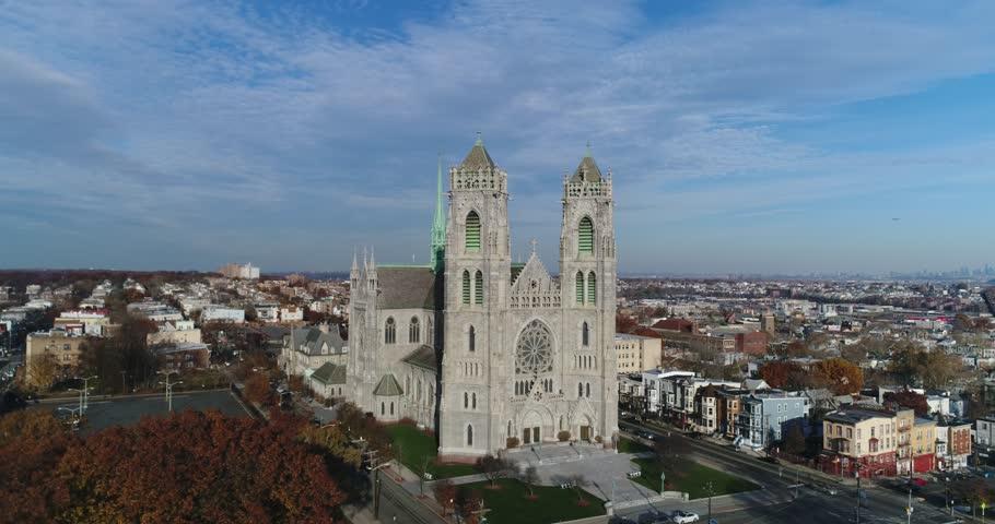 Church Newark New Jersey East Orange USA November 15 2017