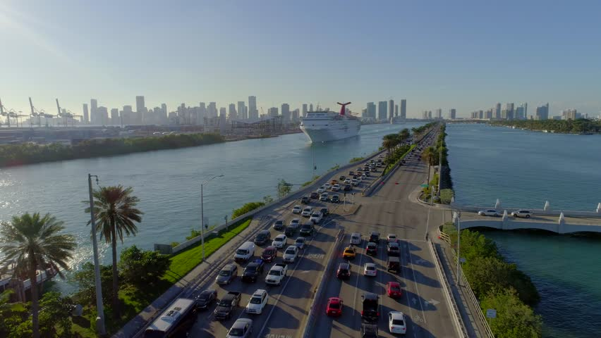 Miami Beach Fl Usa Stock Footage Video 100 Royalty Free 34383760 Shutterstock
