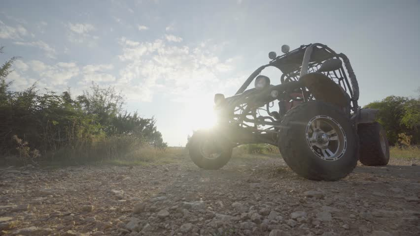 Dune Buggy Standing in the Stock Footage Video (100% Royalty-free) 34561660  | Shutterstock