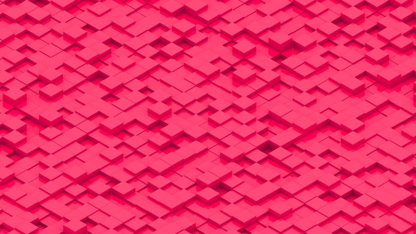 Abstract background with isometric cubes. Seamless loop | Shutterstock HD Video #34571290