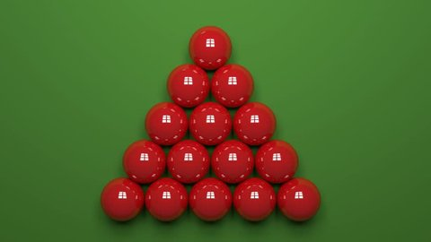 Snooker open the game