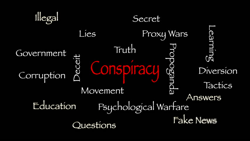 Header of conspiracy