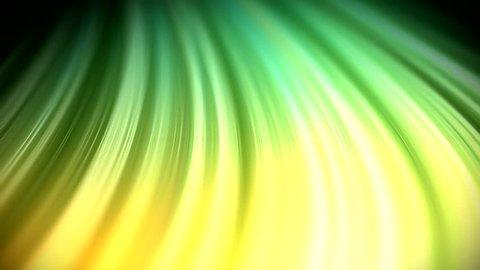 yellow green vertical shining stream beam