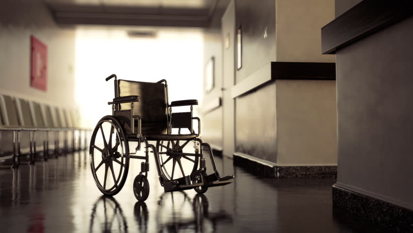Standard manual wheelchairs are the most frequently used wheelchair.