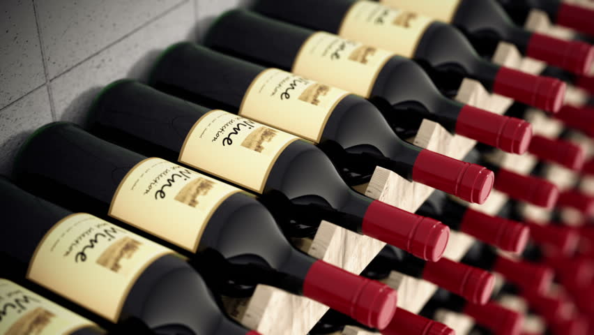 Wine is one of most popular alcoholic beverages. It's made of fermented fruits, usually from grapes.