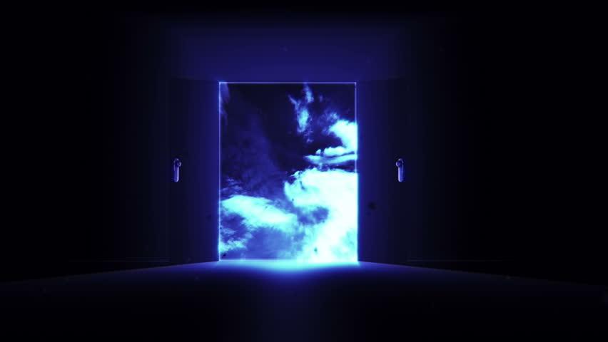 & Mysterious Door V6 9 Stock Footage Video 3651650 | Shutterstock