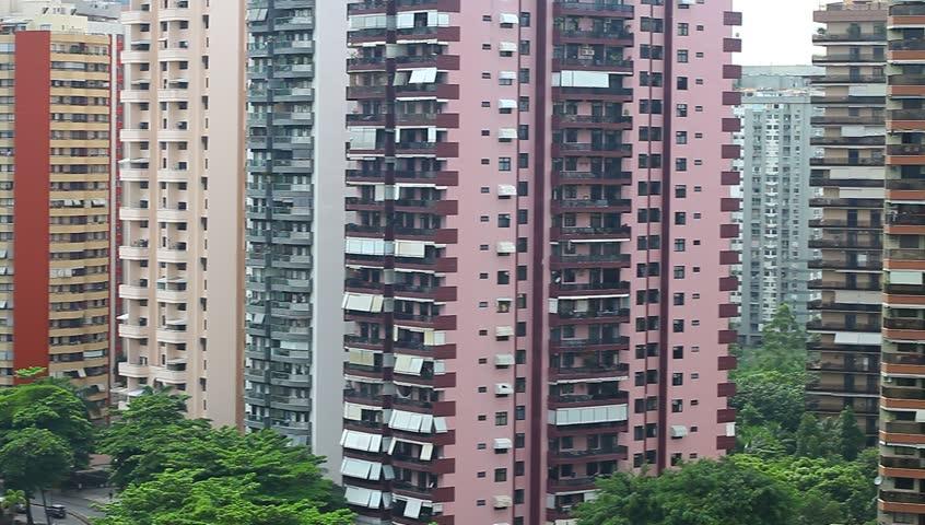 Apartment building in Barra da Tijuca, Rio de Janeiro