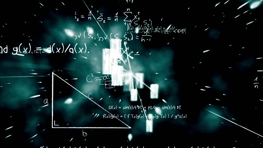 Scientific backgroundrough the elements of periodic table and maths equations appearing on galactic background and zooming in animation hd stock footage clip urtaz Image collections