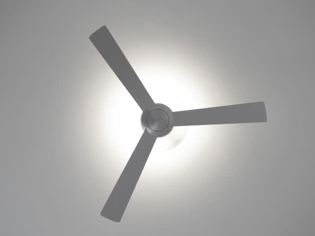 Silver ceiling fan rotating start spin stock footage video 3853460 silver ceiling fan rotating start spin stock footage video 3853460 shutterstock aloadofball Images