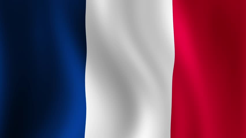 world flags: france free stock video footage download clips