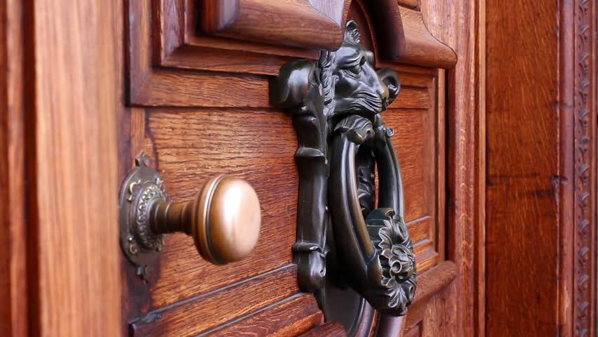 ... antique door ... & Wooden Door Free Video Clips - (226 Free Downloads)