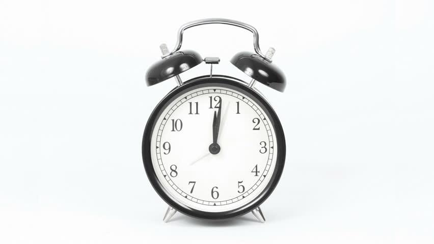 Clock Timelapse