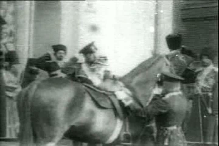 1900s - Czar Nicholas II of Russia