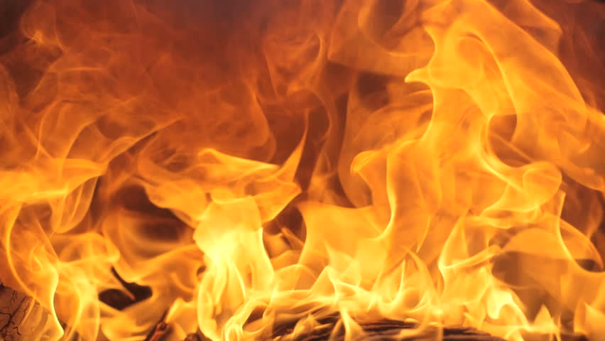 Fire Burning Stock Footage Video 100 Royalty Free