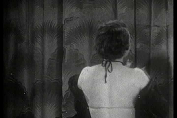 1930s - The Dance of Desire features a stripper performing in a 1930s stag film routine.