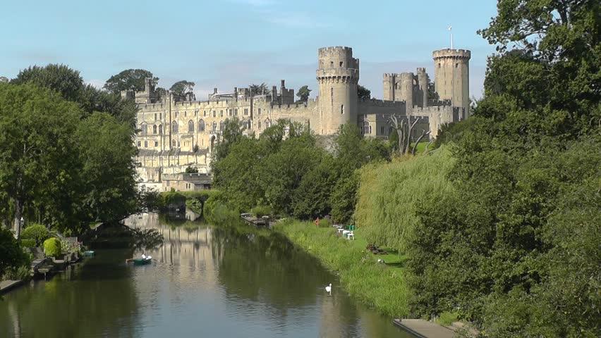 Warwick castle jobs