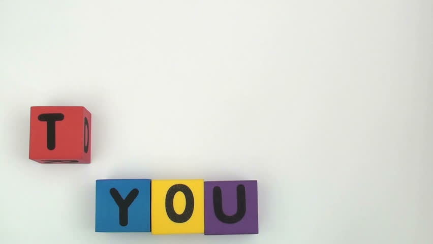 Building Blocks - THANK YOU V2