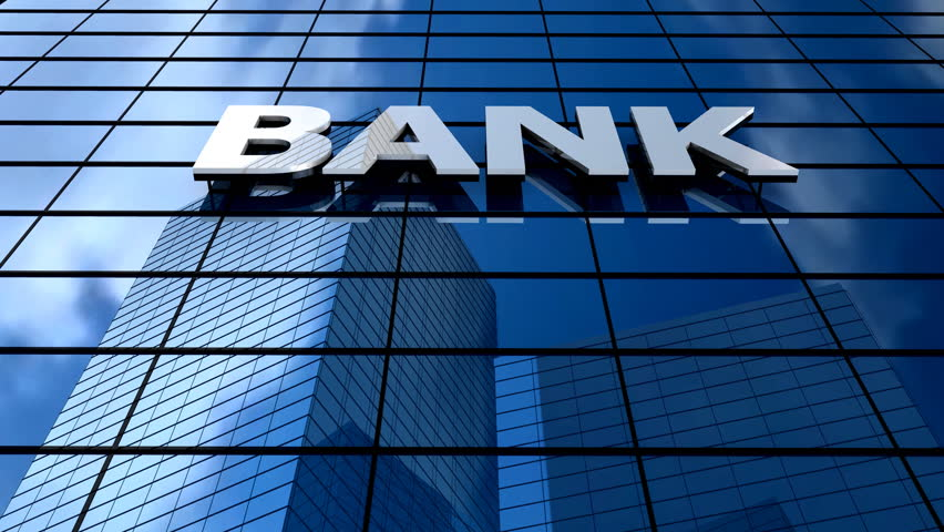 Header of bank