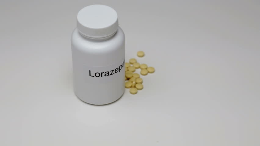 lorazepam short breath