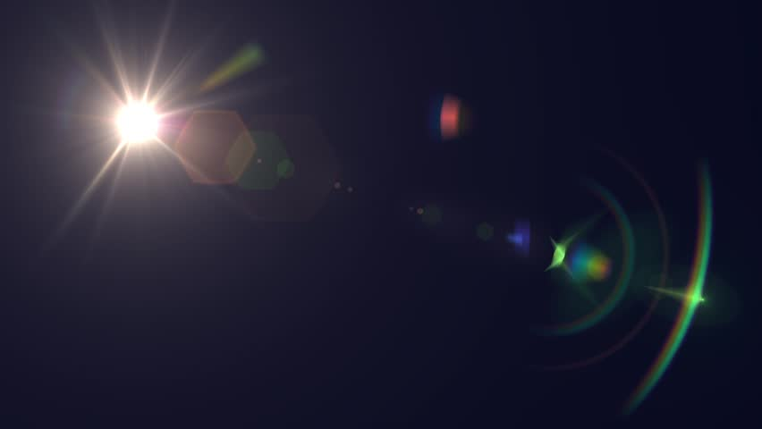 Abstract Background - Lens Flare | Shutterstock HD Video #4636850