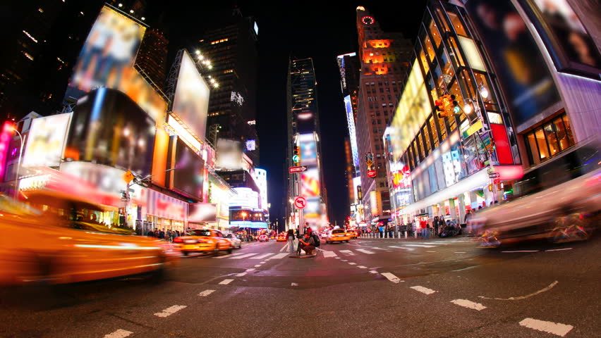 Times Square, New York City | Shutterstock HD Video #4703018
