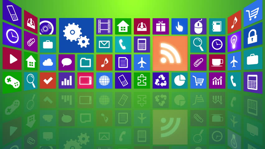Tablet Computer apps.