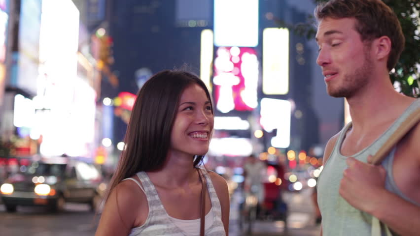Nyc dating asian woman