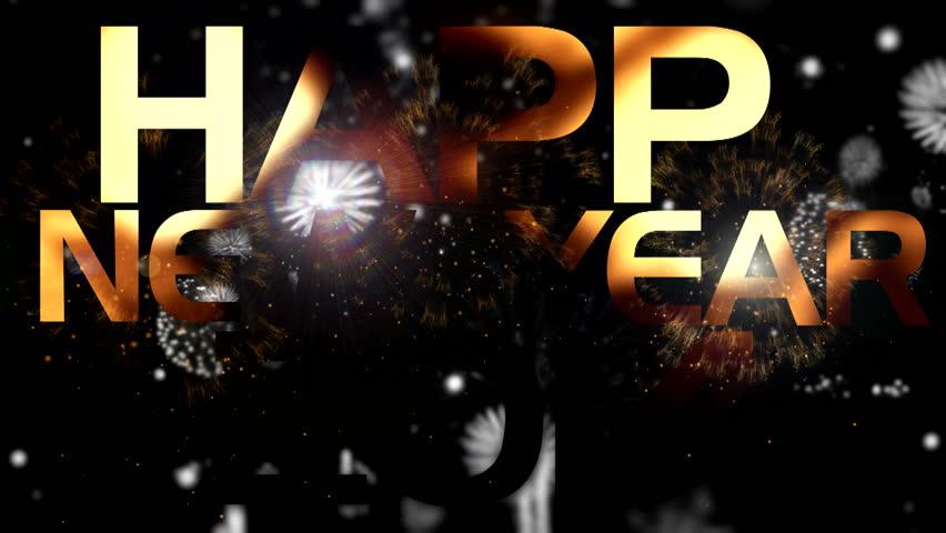 Celebration Art background happy new year 2014