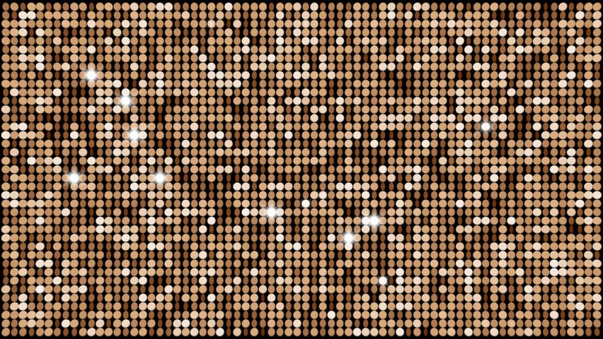 brown glitter light background  seamless looping