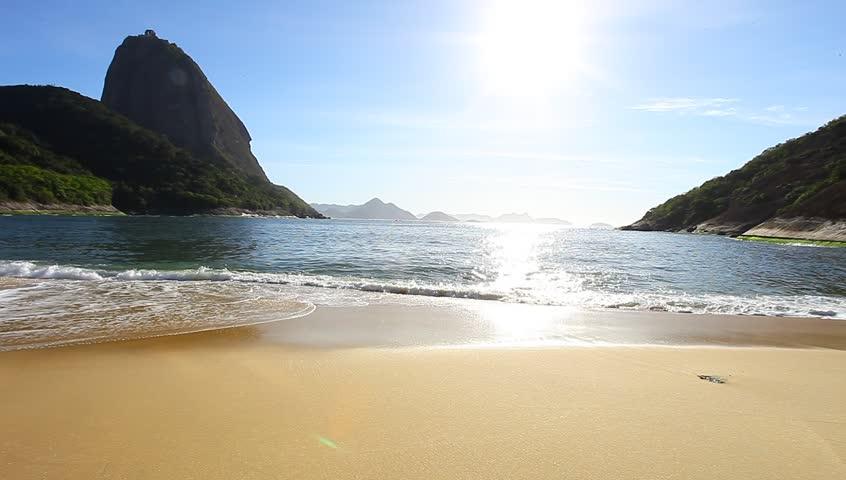 Red beach, Rio de Janeiro