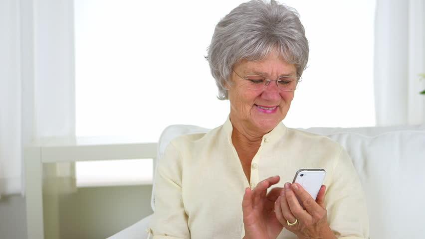Old woman poen