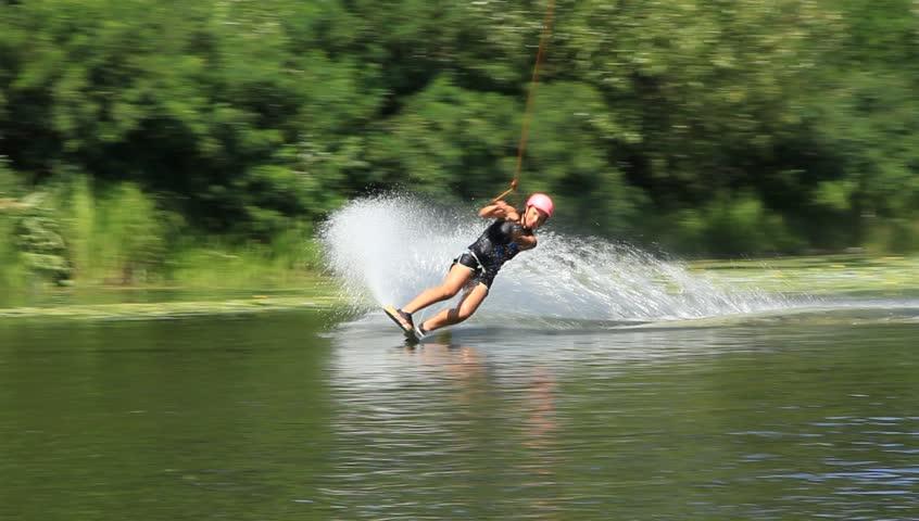 an introduction to wakeboarding a sport similar to surfing