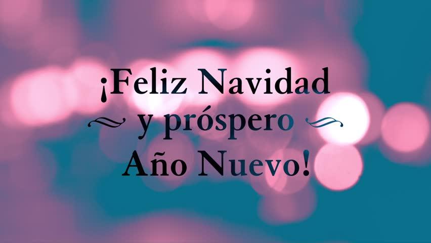 Merry Christmas And Happy New Year - Deseos, Feliz Navidad Y ...
