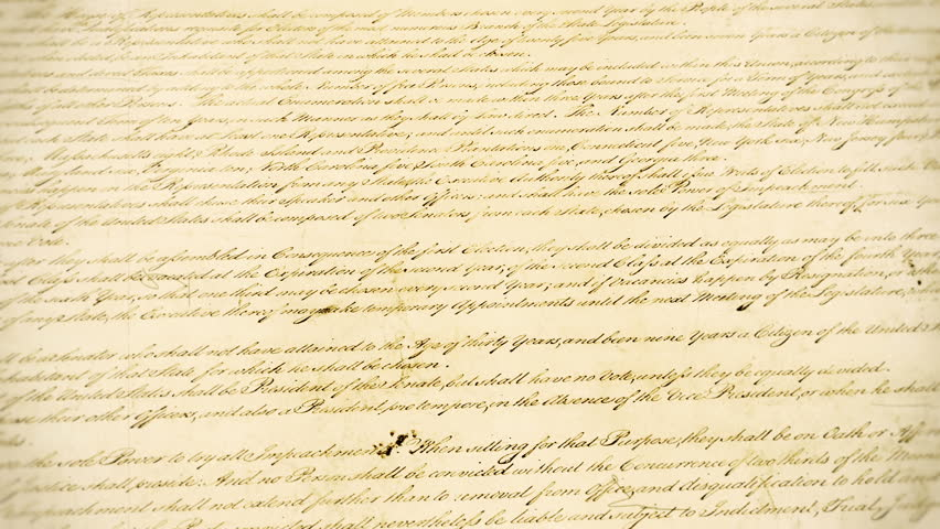 US Constitution Fly Through In Full HD
