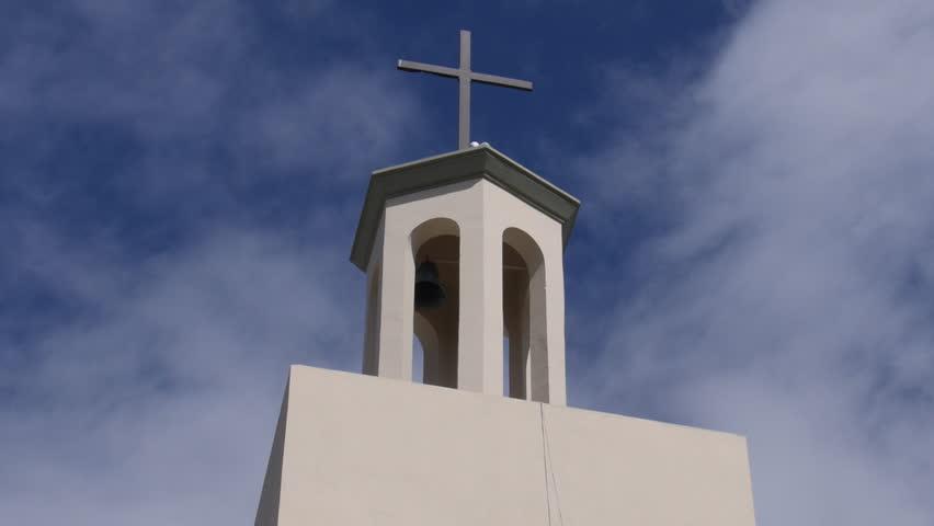 Hispanic Catholic Church - Parroquia Santa Rosa de Lima in Rincon, Puerto Rico.
